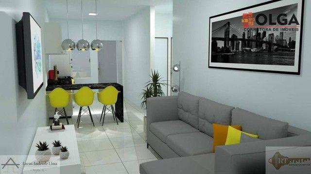 Casa no Jardim Petrópolis com 2 dormitórios à venda, 62 m² por R$ 170.000 - Gravatá/PE - Foto 5