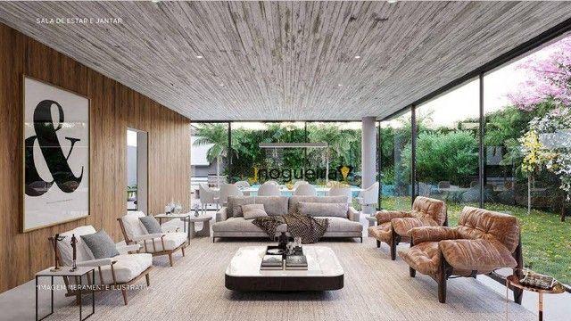 Casa com 4 dormitórios à venda, 739 m² por R$ 7.100.000,00 - Brooklin Paulista - São Paulo - Foto 3