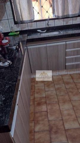 Casa com 3 dormitórios à venda, 120 m² por R$ 190.000,00 - Jardim Paraíso - Sertãozinho/SP - Foto 3