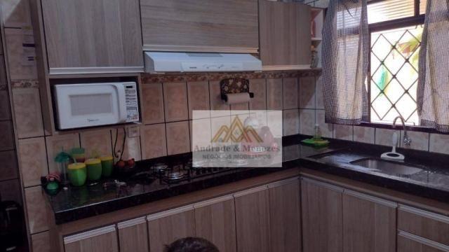 Casa com 3 dormitórios à venda, 120 m² por R$ 190.000,00 - Jardim Paraíso - Sertãozinho/SP - Foto 4
