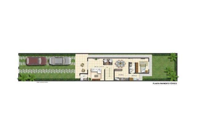 Duplex de Luxo no Centro do Eusébio 4 quartos - Ultimas unidades - Foto 4