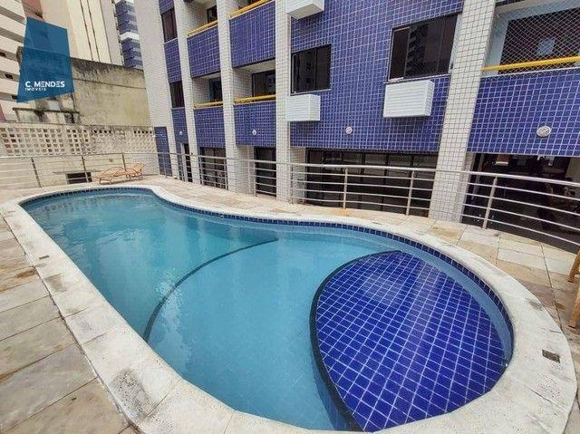 Apartamento com 3 dormitórios à venda, 63 m² por R$ 420.000,00 - Meireles - Fortaleza/CE - Foto 5