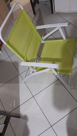 Cadeiras dobráveis  - Foto 3
