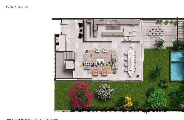 Casa com 4 dormitórios à venda, 739 m² por R$ 7.100.000,00 - Brooklin Paulista - São Paulo - Foto 13