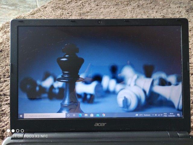 Notebook Acer i3 4g - semi novo - Foto 3