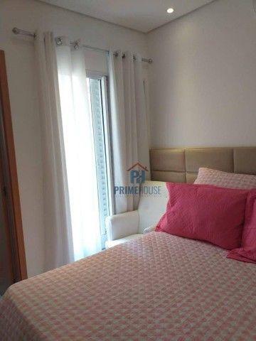 Apartamento Garden com 3 dormitórios, sendo 1 suíte à venda, 121 m² total, por R$ 530.000  - Foto 9