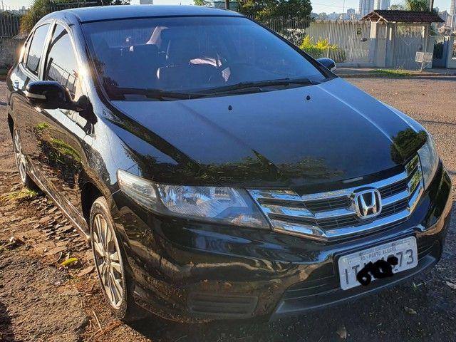 Honda City EX 1.5 Automático 2013