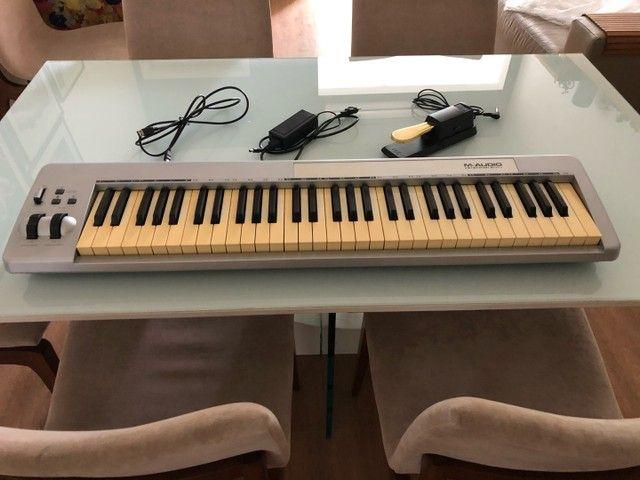Controlador MIDI 5 oitavas - Foto 6