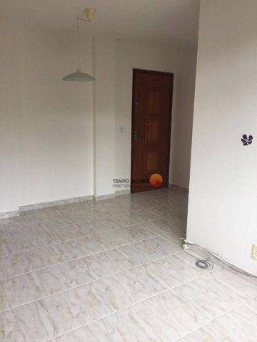 Apartamento com 2 dormitórios para alugar, 60 m² por R$ 800,00/mês - Fonseca - Niterói/RJ - Foto 2