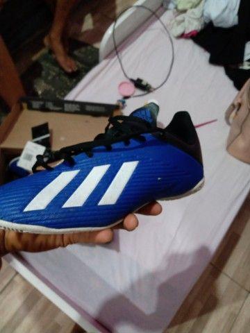 Chuteira futsal n39 Adidas original