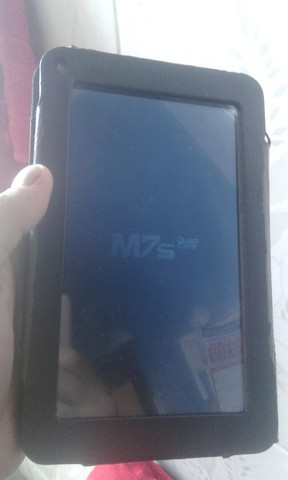 Tabreti da mu tablet da Multilaser semi-novo140reaa vendo ele - Foto 2