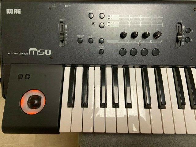 Sintetizador Korg - impecável com Caixa Original - Foto 5