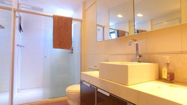 Apartamento beira mar com 195 metros quadrados com 4 suítes em Pajuçara - Maceió - AL - Foto 14