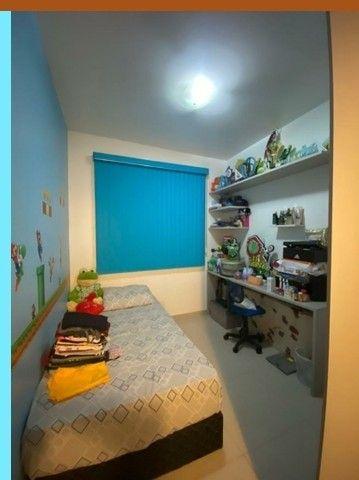 Duplex 3 Quartos Ponta Negra Condomínio morada dos Pássaros - Foto 16