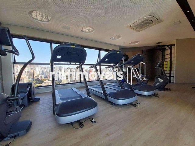 Apartamento para alugar com 1 dormitórios em Santa efigênia, Belo horizonte cod:857554 - Foto 17