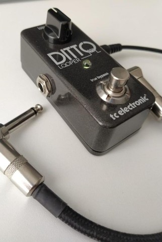 Pedal Guitarra Ditto Looper - TCElectronic - Foto 3