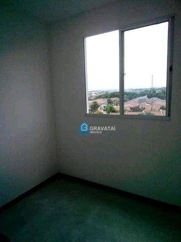 Apartamento com 2 dormitórios para alugar, 39 m² por R$ 620,00/mês - São Luiz - Gravataí/R - Foto 6