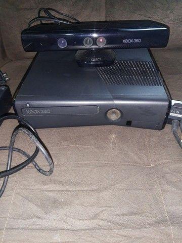 Console Xbox 360 4gb com kinect - Foto 5