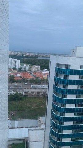 [PH] Maravilhoso apartamento com vista Lagoa - Vivendas Ponta do Farol - Foto 7