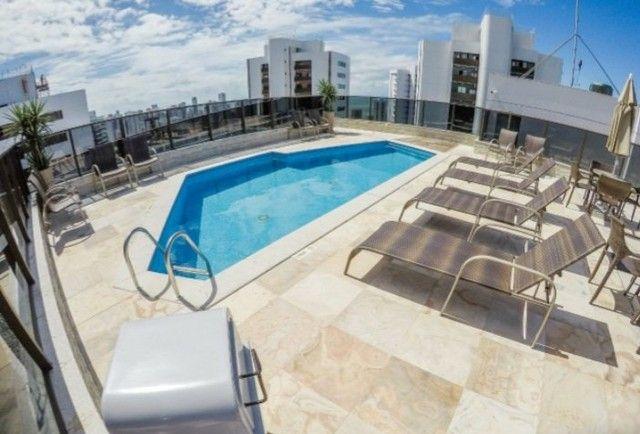 Flat para venda com 41 metros quadrados com 1 quarto em Boa Viagem - Recife - PE