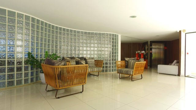 Apartamento beira mar com 195 metros quadrados com 4 suítes em Pajuçara - Maceió - AL - Foto 20