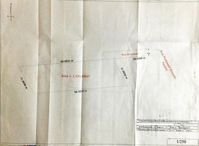 Terreno 1.332,69 m2 - Foto 5