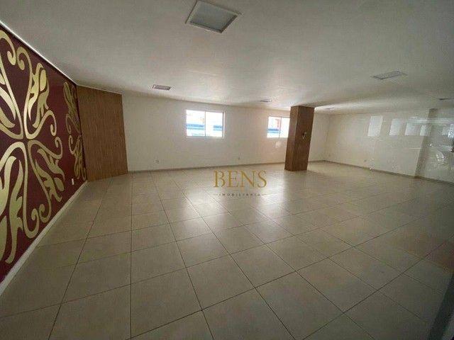 Apartamento com 2 dormitórios para alugar, 73 m² por R$ 1.400,00/mês - Catolé - Campina Gr - Foto 16
