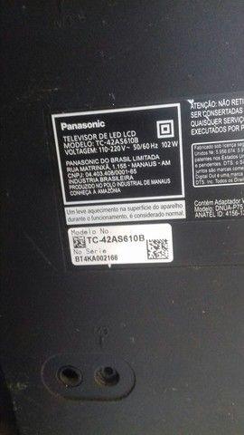 Placa da tv Panasonic