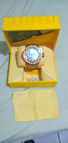 Troco relógio Invicta por Iphone ou PC gamer - Foto 3