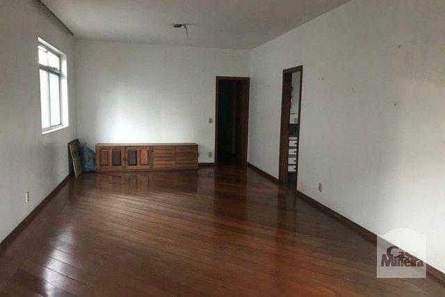 Apartamento à venda com 4 dormitórios em Santo agostinho, Belo horizonte cod:334002