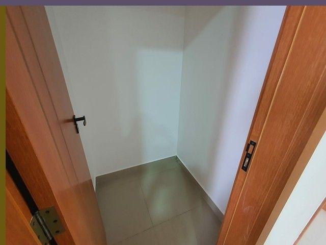 Negra comPiscina Ponta Casa 3 Suítes Condomínio morada dos Pássa - Foto 2