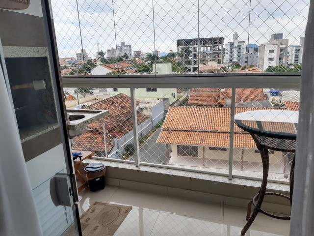 lindo apartamento no Gravatá Navegantes mobiliado 03 dormitórios ótima localização - Foto 5