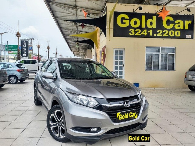Honda Hr-V EX 2016 - ( Padrao Gold Car )