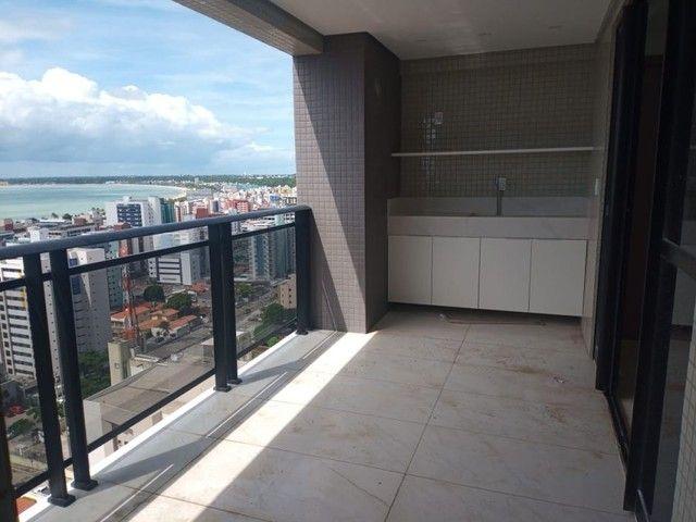 Apartamento para alugar com 3 dormitórios em Tambaú, João pessoa cod:23667 - Foto 6