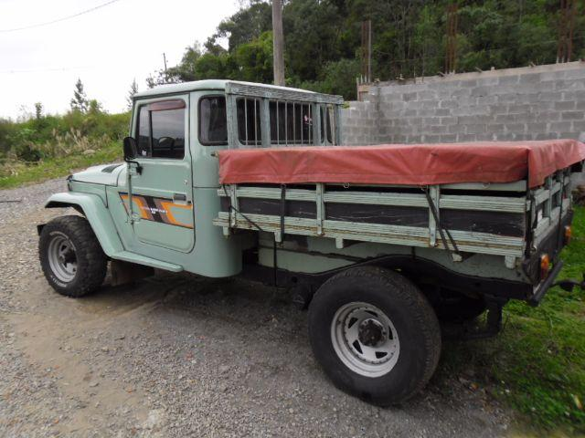 TOYOTA BANDEIRANTE PICK UP
