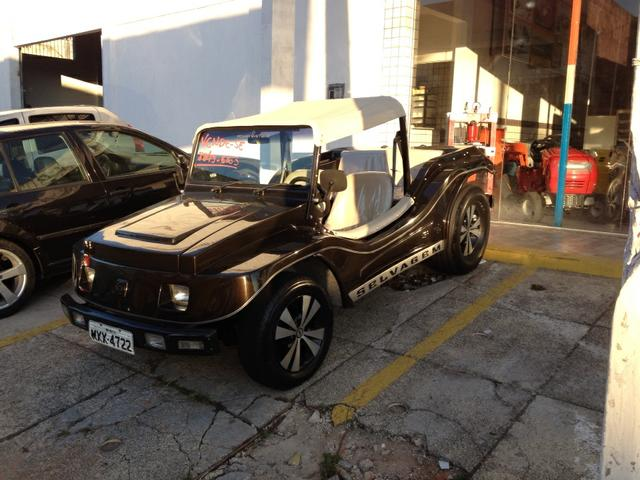 BUGGY SELVAGEM EXTRA