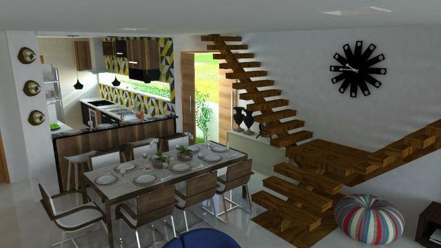Casa no Privê Praia dos Carneiros Rua N lote 8 - Foto 2
