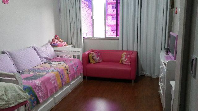 Apartamento em vila isabel 2 quartos com dependencia varanda 362,000