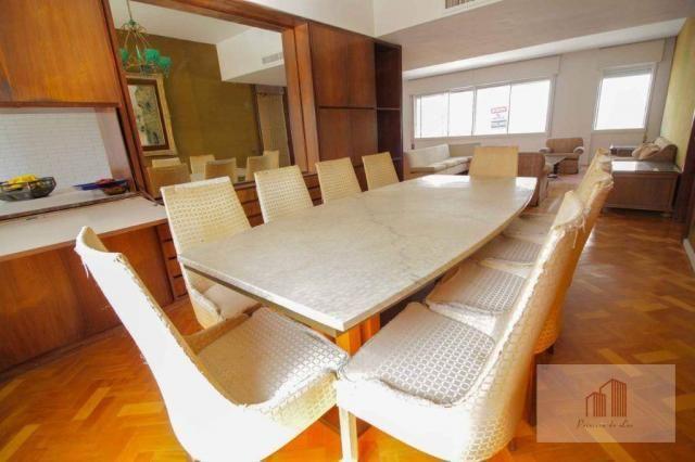 Amplo apartamento de 274m² e 4 quartos - Centro - Foto 7