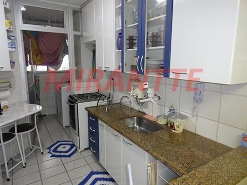 Apartamento à venda com 3 dormitórios em Água fria, São paulo cod:300635 - Foto 9