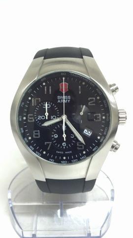 afaac5c8d9a Relógio Swiss Army Victorinox St - Mod. 24131 - Bijouterias ...