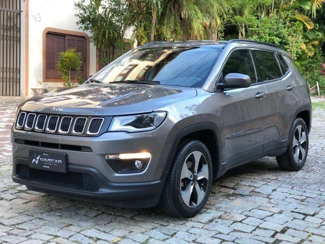 Jeep Compass Longitude 2.0 Flex - Único dono!