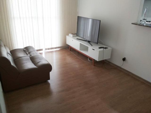 Apartamento com 2 dormitórios à venda, 58 m² por r$ 285.000 - jardim tupanci - barueri/sp - Foto 2