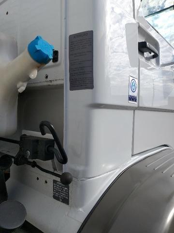 VW 15180 toco reduzido MWM 6 cil bau de 7m - Foto 12