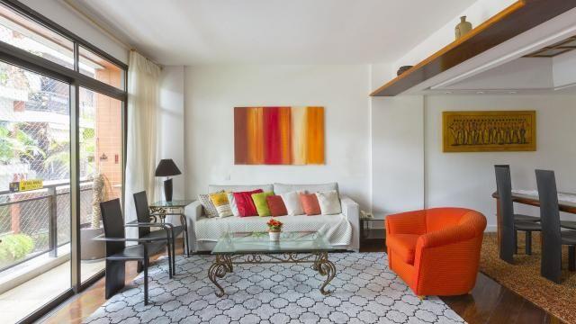 Apartamento à venda com 4 dormitórios em Gávea, Rio de janeiro cod:1071 - Foto 3