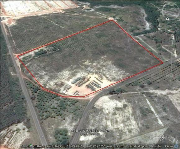 Terreno à venda em Santa terezinha, Alagoinhas cod:55592 - Foto 6