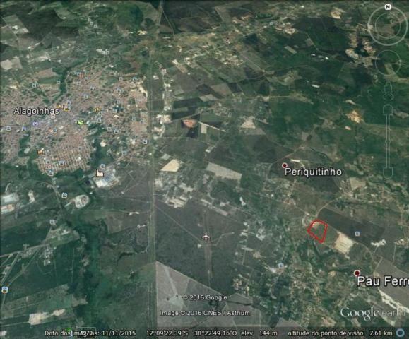 Terreno à venda em Santa terezinha, Alagoinhas cod:55592 - Foto 11