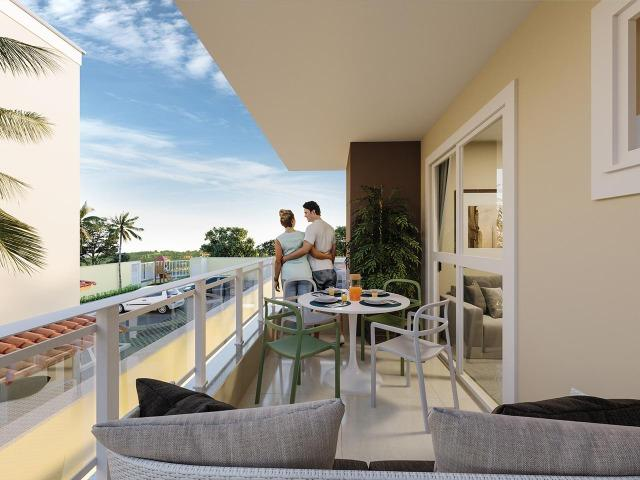 Apartamento 2 quartos à venda com Área de serviço ...