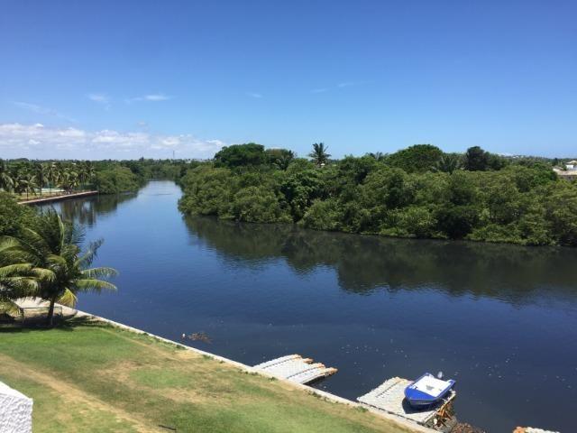 Cobertura 4/4 nasacente, duplex, frente rio com pier!! - Foto 18