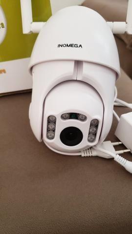 Camera com visão noturna wifi e prova d'água - Foto 2